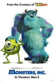 Monsters Inc. is a family favorite, and the prequel, Monsters University, was released recently