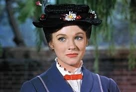 Mary Poppins is a classic Disney movie starring Julie Andrews and was also a Broadway musical.
