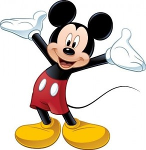 Mickey has become a symbol of Disney and is loved by millions.