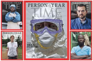 Time Magazine Name 'Ebola Fighters' Person of the Year