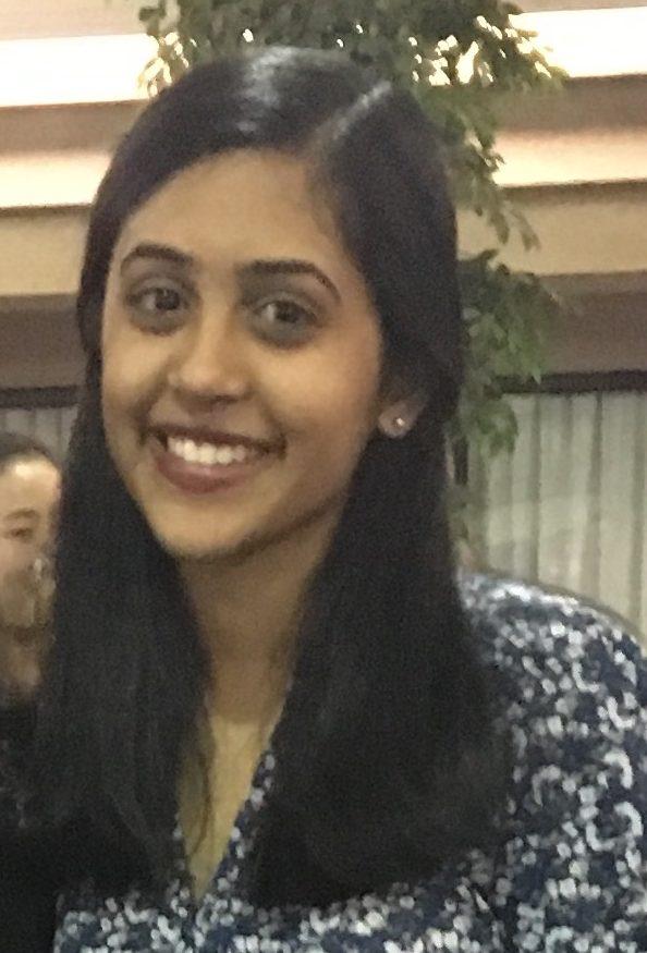 Dhvanii Raval : Editor-in-Chief