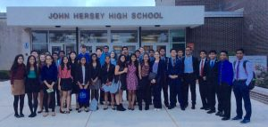 Conant Debate team starts off the season with a Sweepstakes Award at Hersey High School on Saturday, September 17.