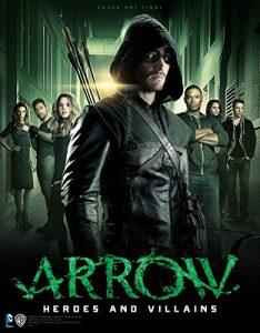 Arrow returns for an improved fifth season.