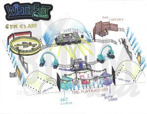 Winter Fest layout