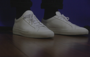 Ionov's Common Projects Achilles.