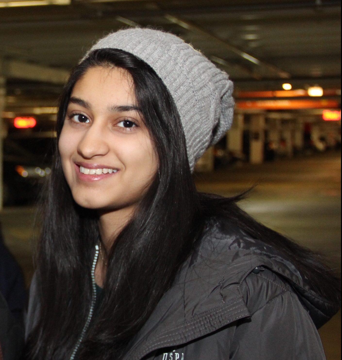 Arisha Rizvi : Opinions Editor