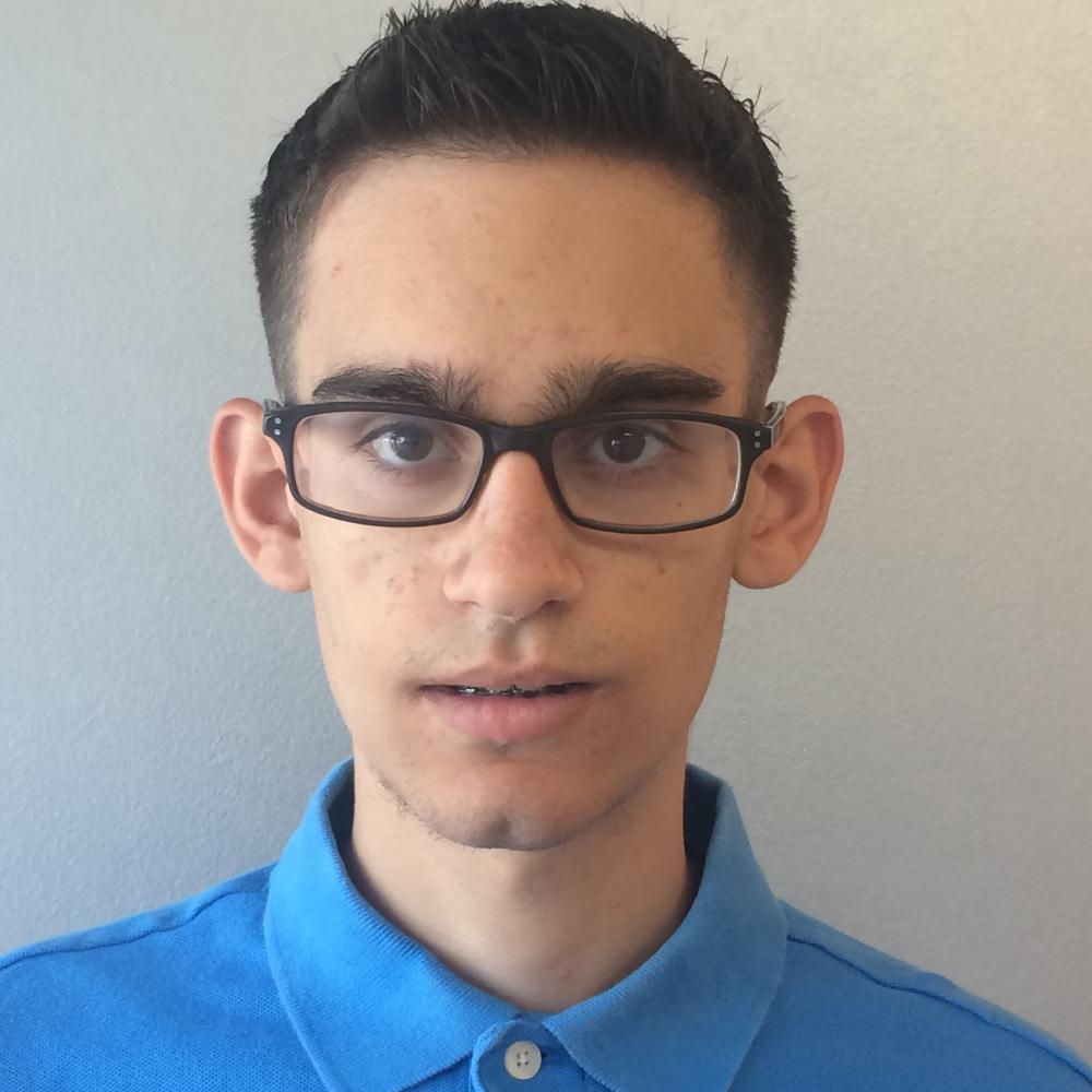 Issac Goffin : Sports Editor