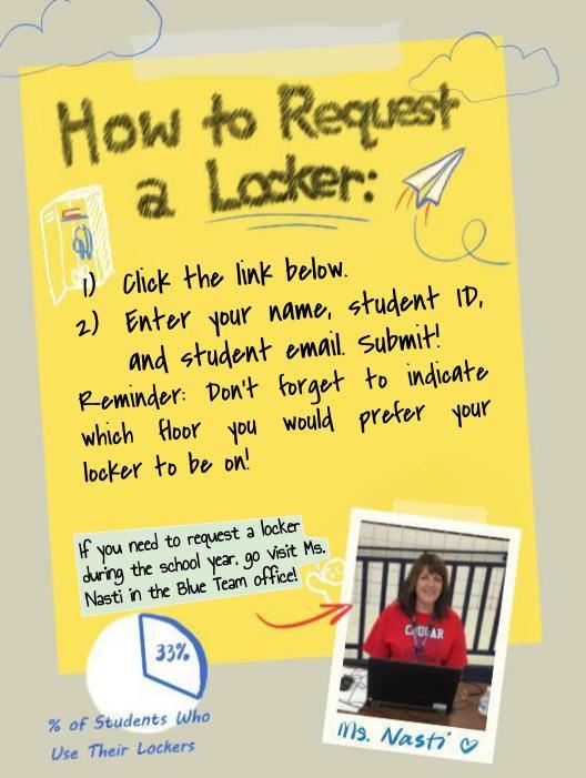How to request a locker conant crier margaret zhang conant crier altavistaventures Image collections